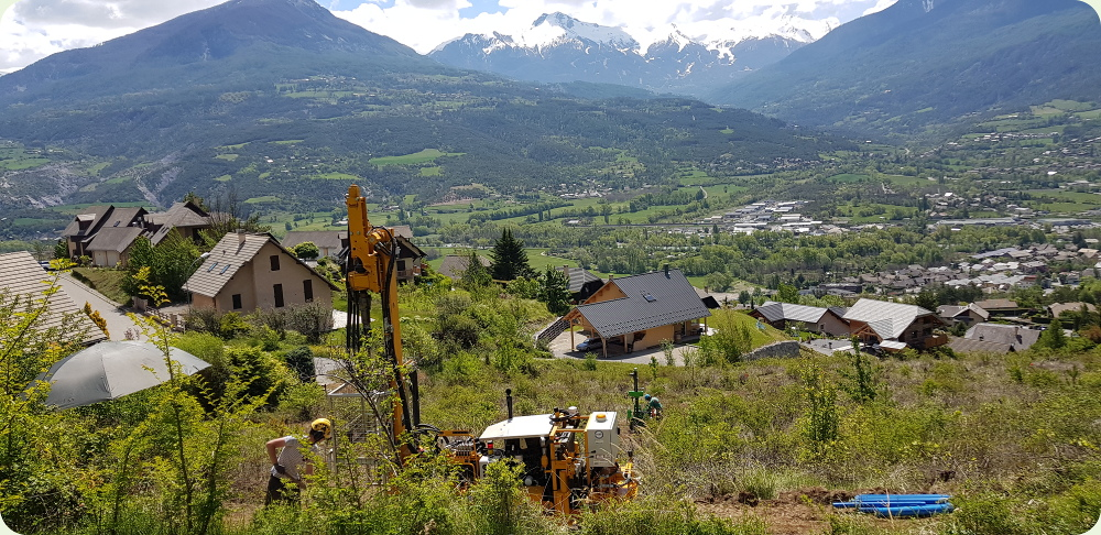 Chantier_Geotechnique_Programme_Immobilier_Embrun_Forage